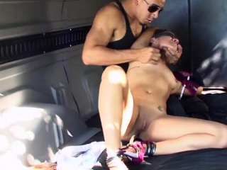 Farting on slaves food first time Engine failure in the