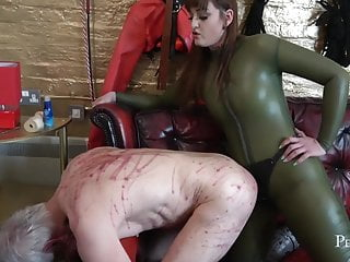 Nice and Deep Fucking - Intense Bang by British Dominatrix