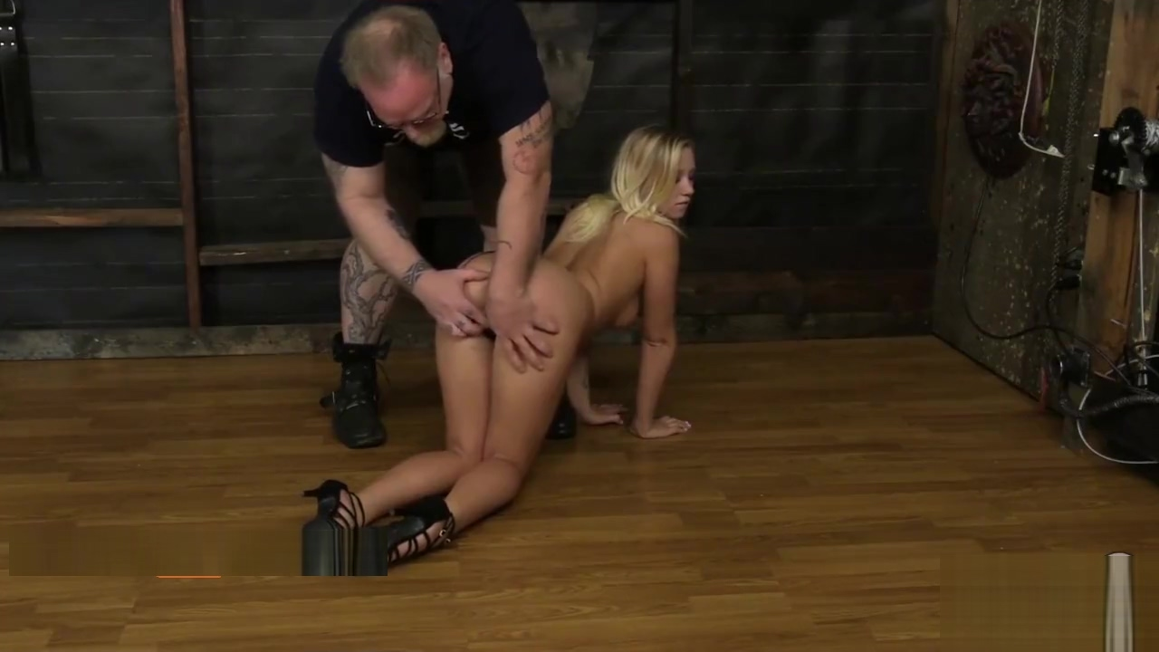 destruction bondage slave