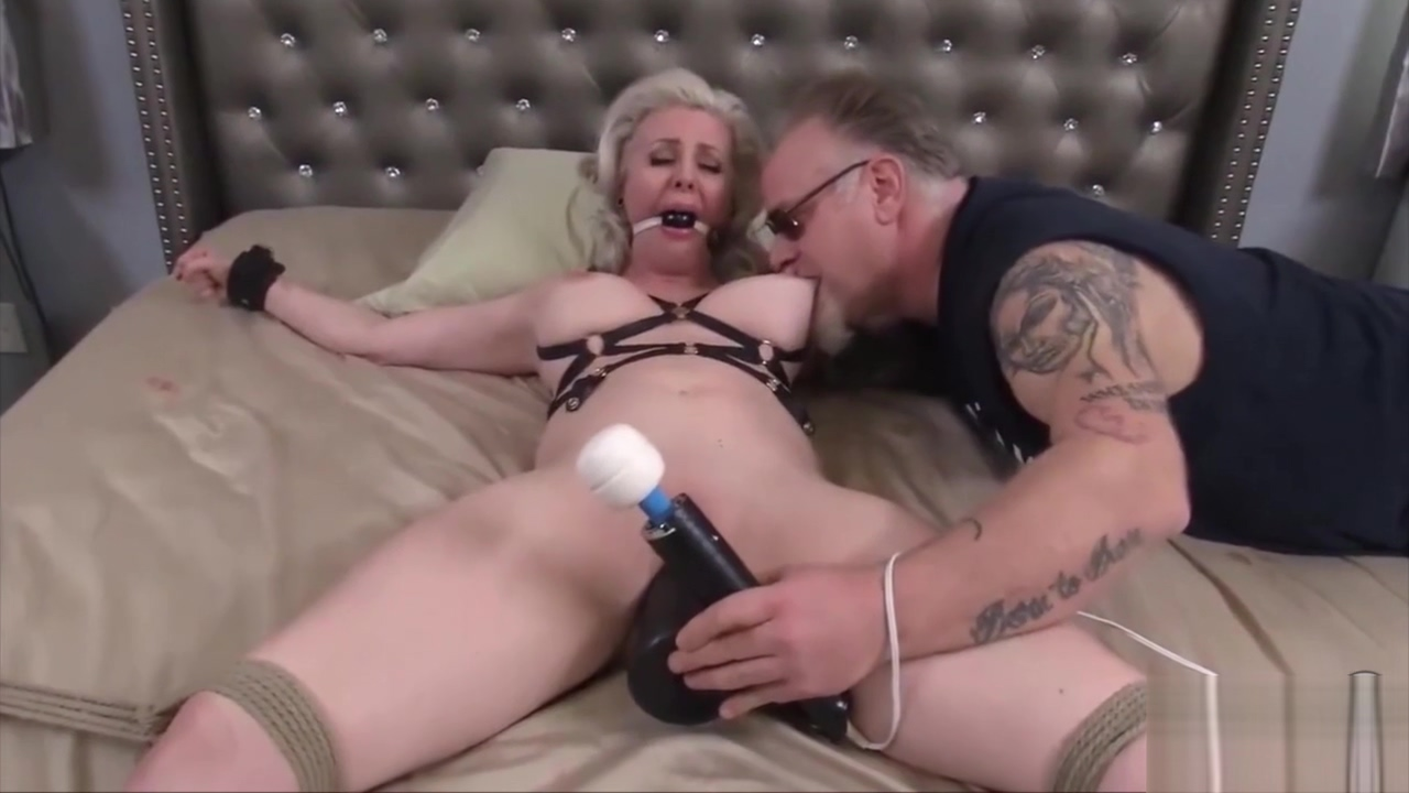 Hard Bdsm Games With Very Beautiful Milf