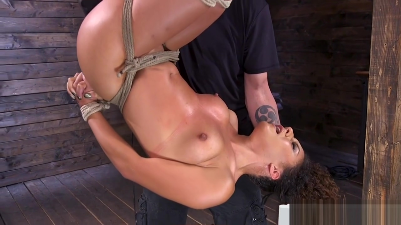 Tied Sub Bound And Punished By Maledom