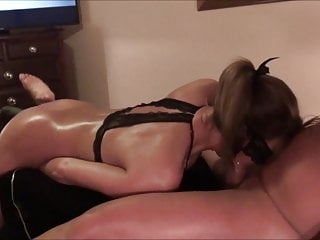 Sophie's Sucks Big Cock While Fucking Machine Ramming