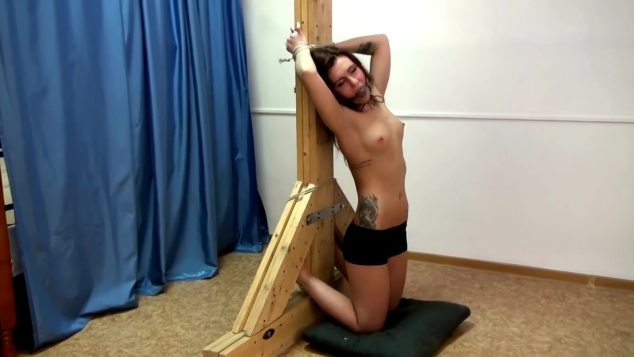 Nice European Hardcore Movie With Kinky Bdsm Sex Action