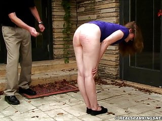 Bare Bottom Punishment with a Switch