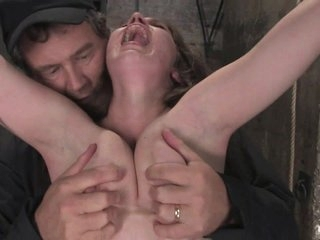 Devaun in Devaun In Her First HogTied Shoot Suffersthough A Real Time, No Cuts, No Breaks, Brutal Update. - HogTied