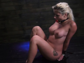 Bdsm bondage extreme anal first time It wasn't clever of Mar