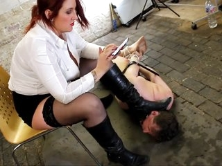 Bound Gagged and Fraped.